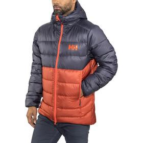 Helly Hansen Vanir Glacier Down Jacket Men red brick